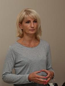 Foto č. 5: MUDr Zuzana Žilinská, PhD. prezidentka Slovenskej transplantologickej spoločnosti a vedúca lekárka Centra pre transplantácie obličiek v Bratislave, foto: Laco Lesay