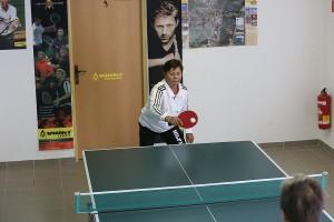 Foto č.3: Ľudmila Fabianová - Naša úspešná reprezentantka a medailistka zo svetových a európskych hier, foto: Laco Lesay